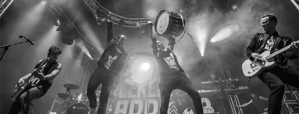 De Weekend Warriors op Reurpop 2016
